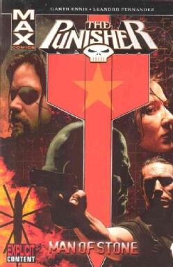 Punisher Max 7: Man of Stone (Paperback)