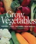 Grow Vegetables (Paperback)
