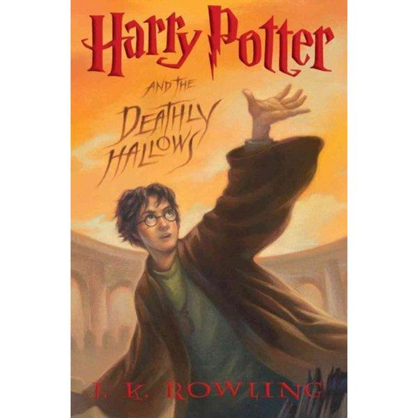 Harry Potter and the Deathly Hallows (Hardcover) 2689590