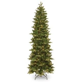 Prescott 6.5-foot Pencil Slim Tree with Clear Lights