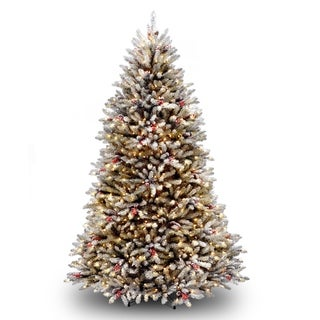 7.5 ft. Dunhill® Fir Tree with Clear Lights