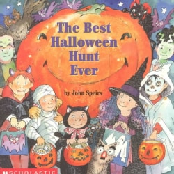 The Best Halloween Hunt Ever (Paperback)