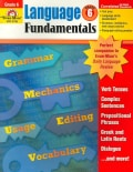 Language Fundamentals: Grade 6 (Paperback)