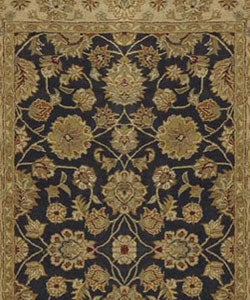 Hand-tufted Mumtaz Wool Rug (5' x 8')