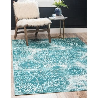 Unique Loom Grand Sofia Area Rug - 4' x 6'