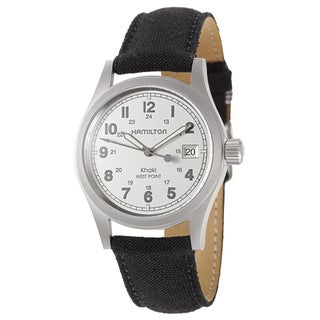 Hamilton Khaki West Point Men's Watch