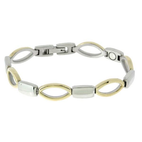 Sabona Lady Executive Duet Magnetic Bracelet