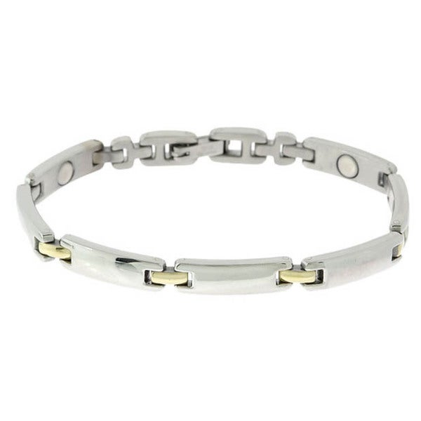 Sabona Women's Executive Duet Magnetic Bracelet