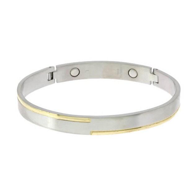 Sabona 360 Series Stainless Steel Duet Bracelet