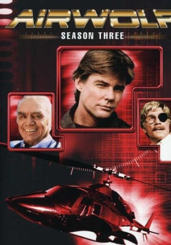 Airwolf: Season Three (DVD)