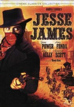 Jesse James (1939) (DVD)