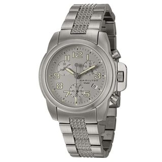 Hamilton Khaki Action Men's Chronograph Watch