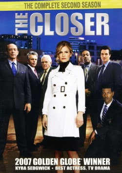 The Closer: The Complete Second Season (DVD)