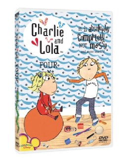 Charlie & Lola: Volume 4 (DVD)