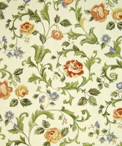 Safavieh Hand-hooked Garden of Eden Ivory Wool Rug (7'9 x 9'9)
