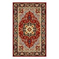 Safavieh Lyndhurst Collection Oriental Red/ Black Rug (3'3 x 5'3)