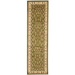 Safavieh Lyndhurst Collection Sage/ Ivory Runner (2'3 x 8')