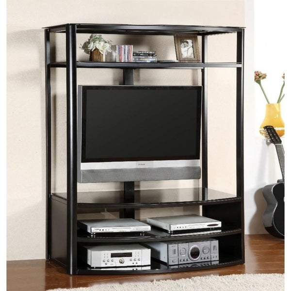 Faron Black Entertainment Center
