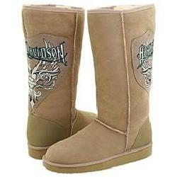Harley-Davidson Pinnacle Camel Boots