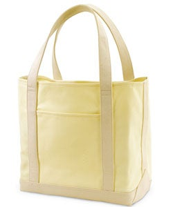 Garden Pacific 12-inch Causal Open-top Canvas Tote