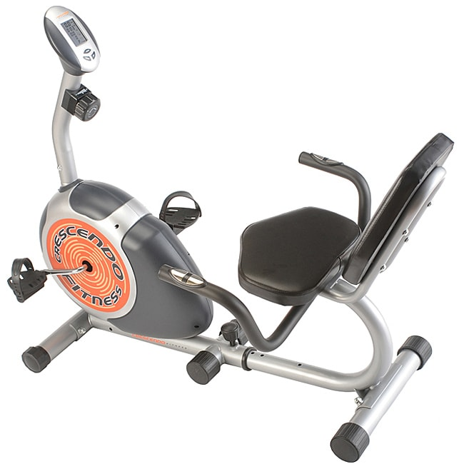 Crescendo Fitness Recumbent Exercise Bike