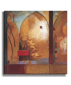 Don Li-Leger Exotic Journey Stretched Canvas Art