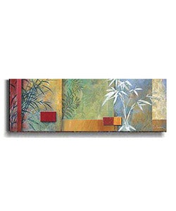 After the Spa by Don Li-Leger Stretched Canvas Art