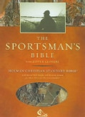 The Sportsman's Bible: Holman Christian Standard Bible, Camouflage, Simulated Leather with Zipper Closure (Paperback)