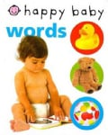 Happy Baby Words (Board book)