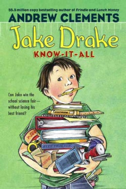 Jake Drake, Know-it-all (Paperback)