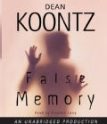 False Memory (CD-Audio)