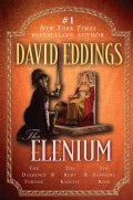 The Elenium: The Diamond Throne the Ruby Knight the Sapphire Rose (Paperback)