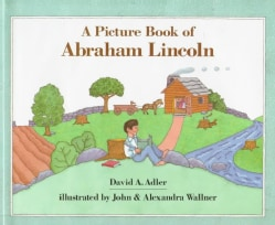A Picture Book of Abraham Lincoln (Hardcover)