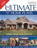 The New Ultimate Book of Home Plans (Paperback)