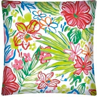 Joita TROPICAL MEDLEY Indoor/Outdoor - Zippered Pillow Cover