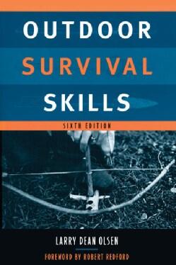Outdoor Survival Skills (Paperback)