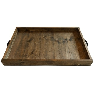 Wooden Tray Farmhouse Style