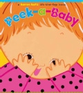 Peek-a-baby (Board book)