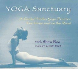 Yoga Sanctuary: A Guided Hatha Yoga Practice (CD-Audio)