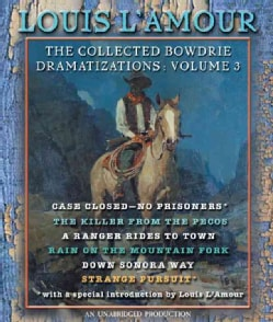 The Collected Bowdrie Dramatizations (CD-Audio)