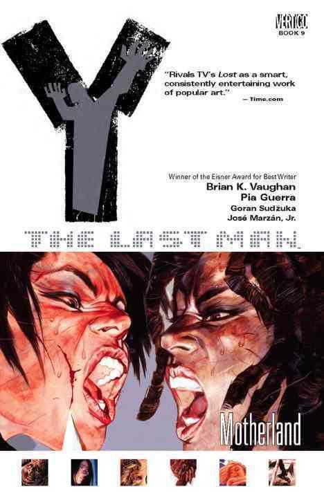 Y Last Man 9 Motherland (Paperback)