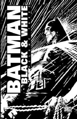 Batman 3: Black and White (Paperback)