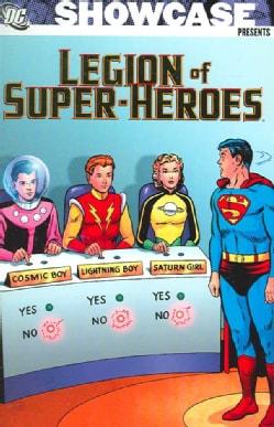 Showcase Presents 1: The Legion of Superheros (Paperback)