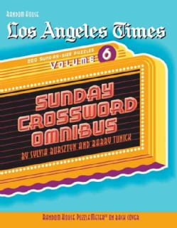 Los Angeles Times Sunday Crossword Omnibus (Paperback)