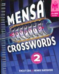 Mensa Cryptic Crosswords (Paperback)
