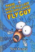 There Was an Old Lady Who Swallowed Fly Guy (Hardcover)