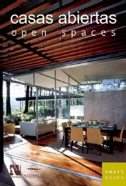 Casas Abiertas/ Open Spaces (Paperback)