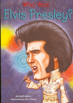 Who Was Elvis Presley? (Paperback)