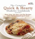 The Complete Quick & Hearty Diabetic Cookbook (Paperback)