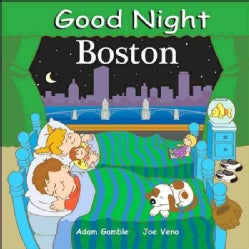 Good Night Boston (Board book)